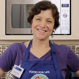 Barbara Forrest Ravid - vegan dietitian